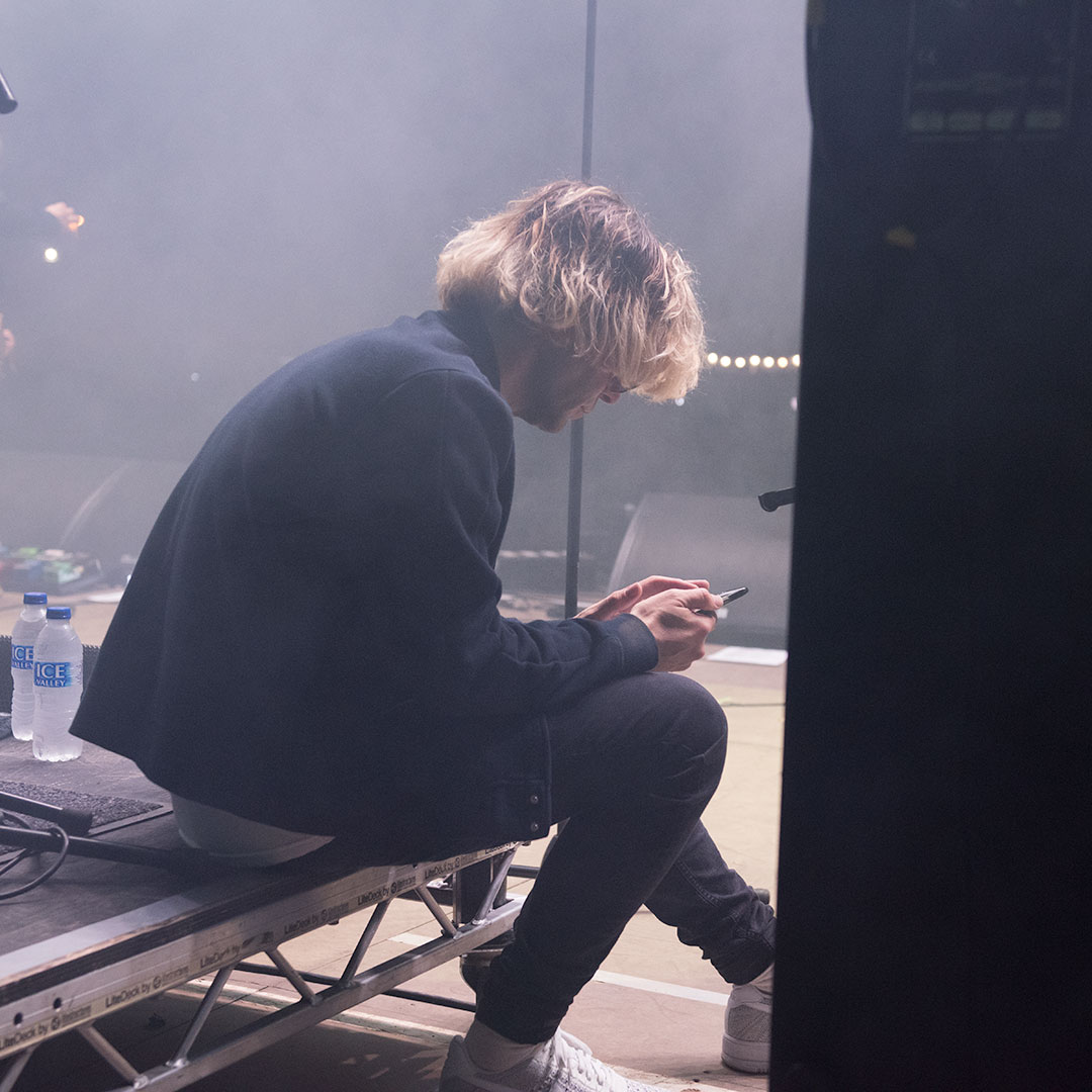 The Charlatans at Victorious Festival 2017 © Clemens Mitscher